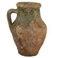 Glazed Pottery | Earthenware BIR0815-1018-2