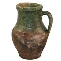 Glazed Pottery | Earthenware BIR0815-1018-3