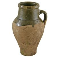 Glazed Pottery | Earthenware BIR0815-1020-1