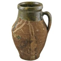 Glazed Pottery | Earthenware BIR0815-1020-3