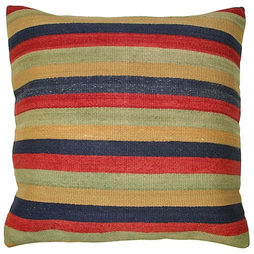 "Kilim Floor Pillow | 28"" DEM0613-KP4-13"