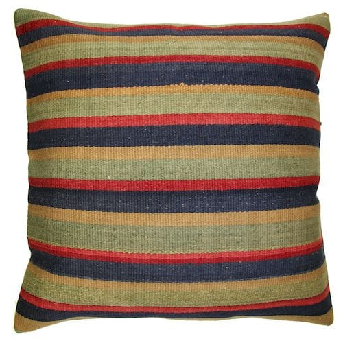 "Kilim Floor Pillow | 28"" DEM0613-KP4-16"
