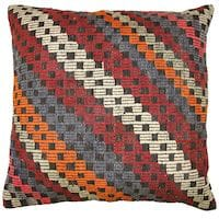 "Kilim Floor Pillow | 28"" DEM0613-KP4-1"