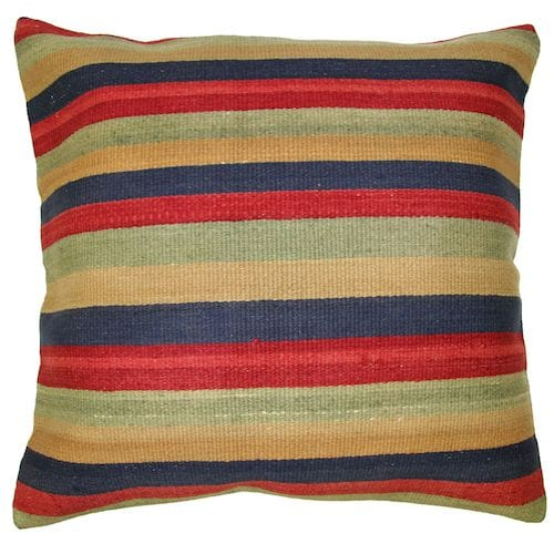 "Kilim Floor Pillow | 28"" DEM0613-KP4-24"