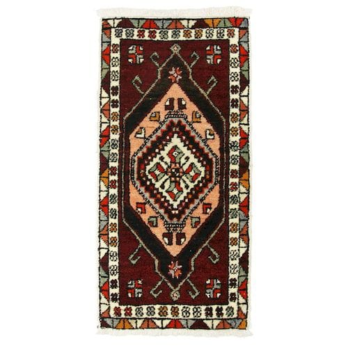 Vintage Red Turkish Rug GUL0615-1