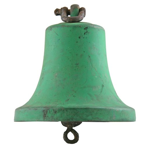 Bronze Ship Bell  | Naval Bronze Bell HA1212-1070-11