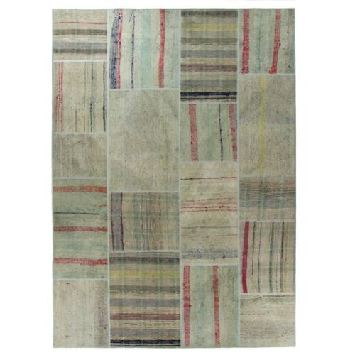 Retro Patchwork Kilim Carpet MNM1214-RP3-170240Gr