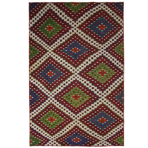 Mod Finish Kilim Carpet MNM1214B-K4-151260
