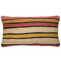 Kilim Lumbar Pillow Cover YA0515-KP5-6