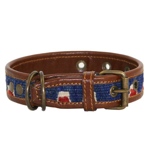 Kilim Dog Collar | Sm YA1214-DC-S-2