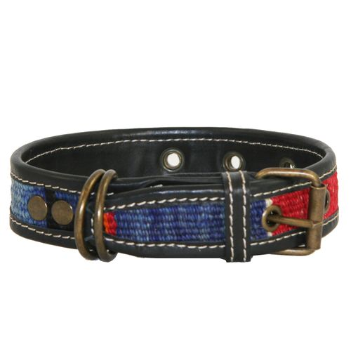 Kilim Dog Collar | Sm YA1214-DC-S-3