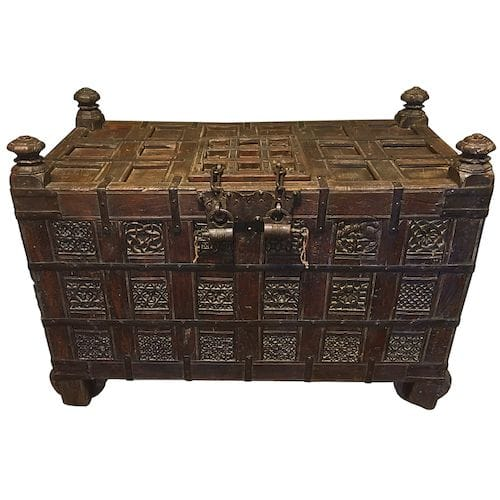 Antique Chest c. 1800