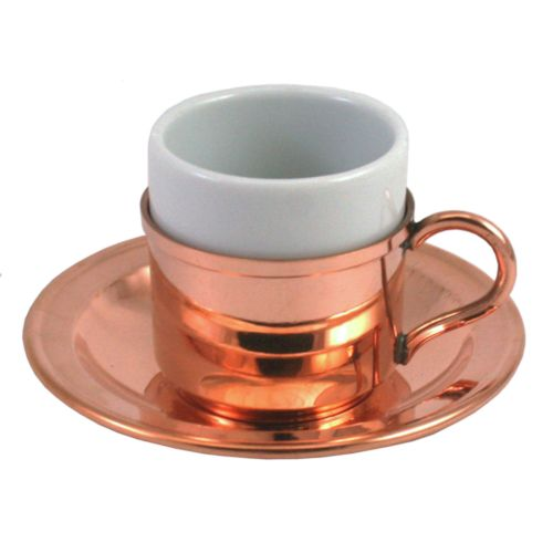 Turkish Coffee Cup | Copper