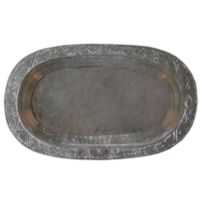 "11"" Copper Serving Tray HA1016-1035"