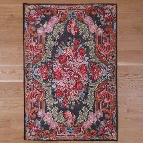 Eco-friendly Printed Rug | FATMA