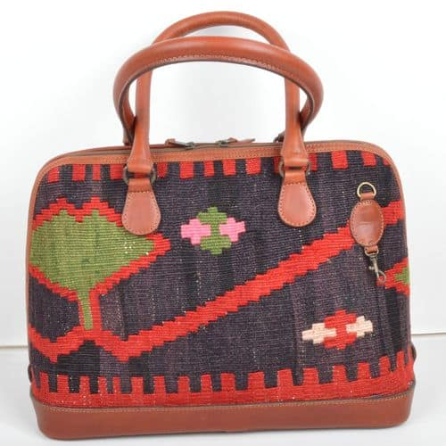 The Kilim Sophisticate | Eleanor