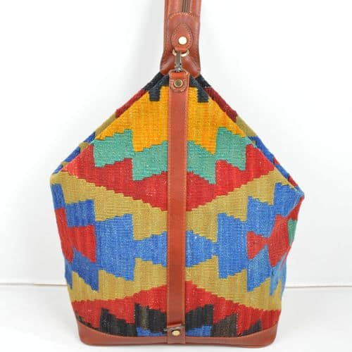 Kilim Backpack | Blake
