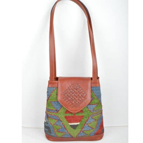 Kilim Shoulder Bag | Daniel YA1120-K39-1