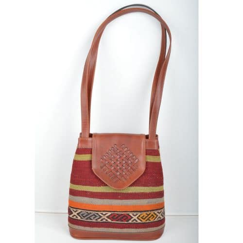 Kilim Shoulder Bag | Darcy