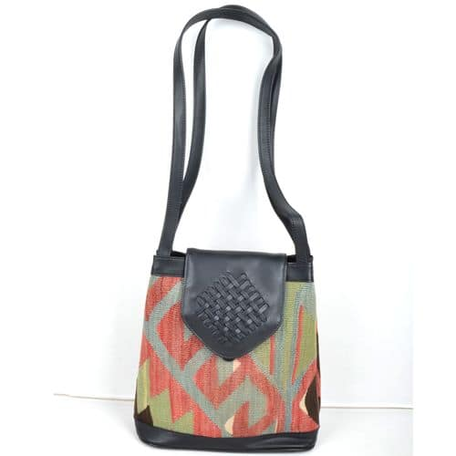 Kilim Shoulder Bag | David