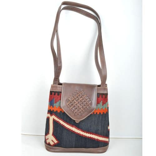 Kilim Shoulder Bag | Duncan