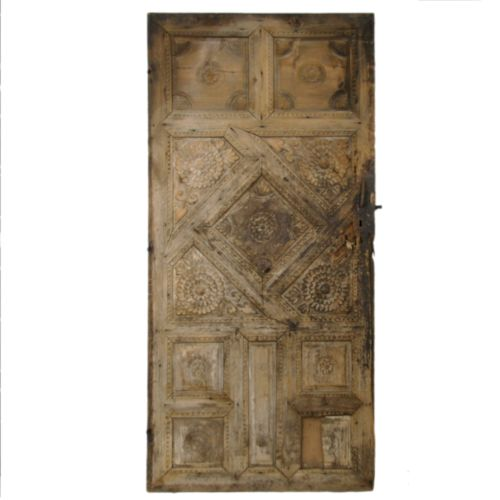Antique Carved Door YIL1016-1001-2