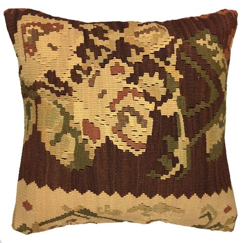 "Kilim Pillow Cover | 16"" Nih0418-kp16-9"