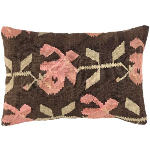"XL Kilim Lumbar Pillow Cover | 16"" x 24"""