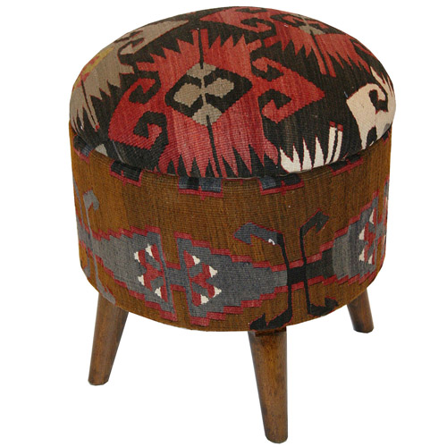 Foot Stools | Ottomans | Poufs